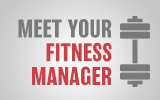Meet District Fitness Manager, Brian