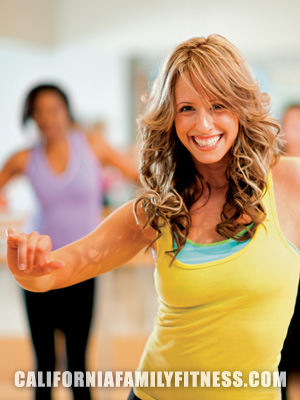 Zumba Classes Near Me | California Family Fitness Sacramento, CA