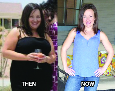 Cal Fit Success Story: Orangevale Member, Tara P.