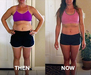 personal training before and after picture