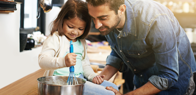 5 Healthy Meals to Make With Your Kids