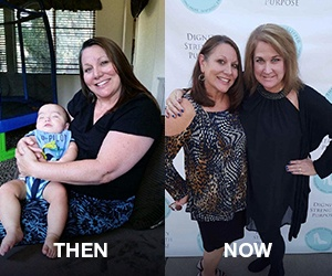 a sacramento gym member who got fit with personal training