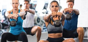 Benefits of Group Strength Training
