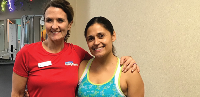 Cal Fit Success Story: Orangevale Member, Denise G.