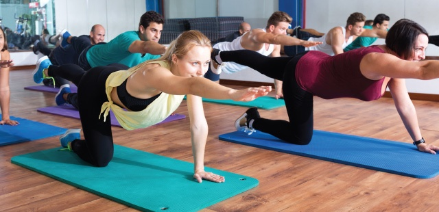 GROUP FITNESS SPOTLIGHT: PILATES