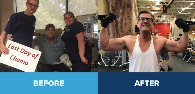 Cal Fit Success Story: Elk Grove Member Shaun C.
