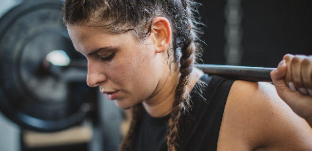 Breaking Through a Fitness Plateau