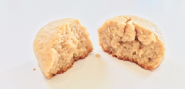 Clean Eating Cashew Coconut Cookies