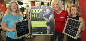 Body Fit Success Story: Geni A.