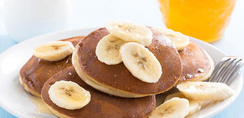 Heart Healthy Buckwheat Pancakes Recipe