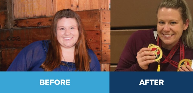 Cal Fit Success Story: Rocklin Member, Barbara J.