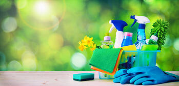 The Health Benefits of Spring Cleaning