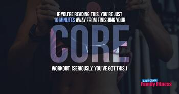 10-minute Ab Workouts to Tighten Your Core Muscles