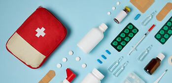What's in Your On-the-Go First Aid Kit?