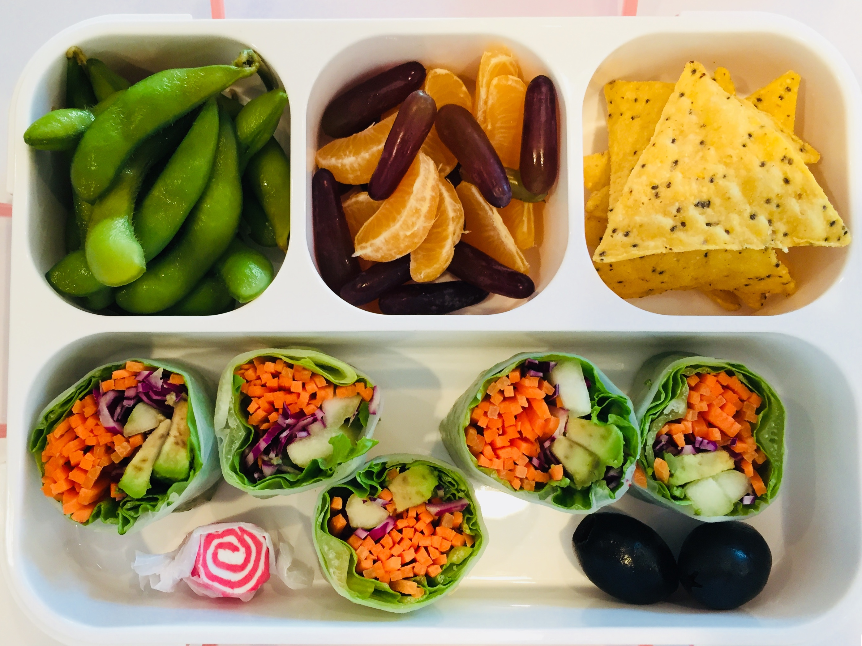 #NutritionFits School Lunch Ideas
