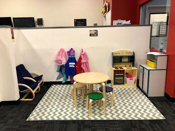 Playing and Learning in Kidz Klub
