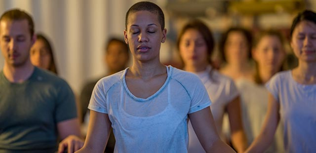 Why Meditation Should Be Your Next Workout