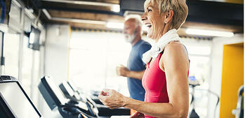 Defying Age with Exercise and Nutrition