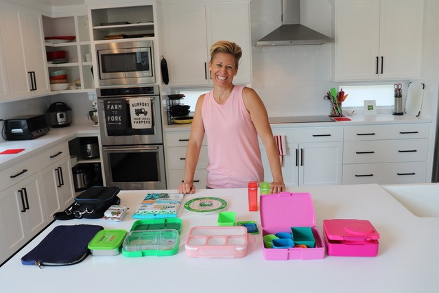 #NutritionFits: Packing Lunches for Kids