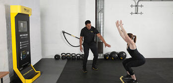 TRX Maps Come to Cal Fit