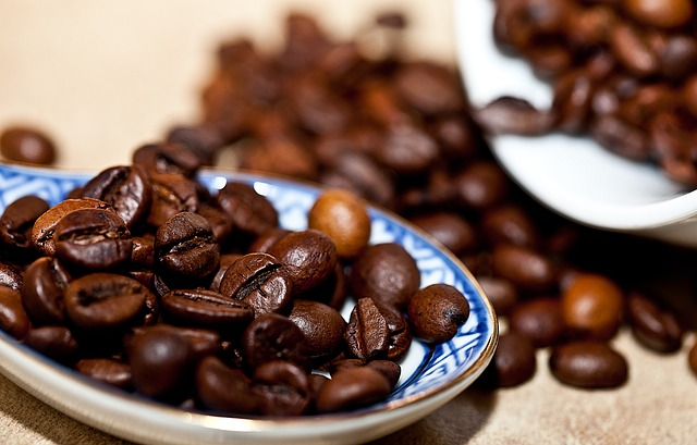 coffee beans as used in bulletproof coffee recipe