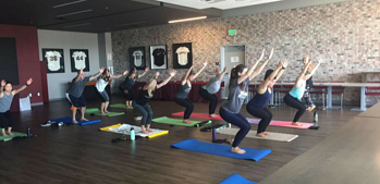Cal Fit Hosts Corporate Wellness Events