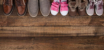 Family Shoe Shopping for Spine Health | Shoes for a Healthy Lifestyle