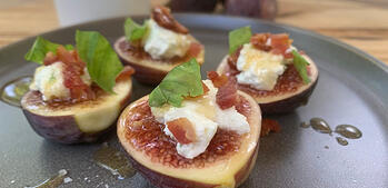 Figs on the Half Shell