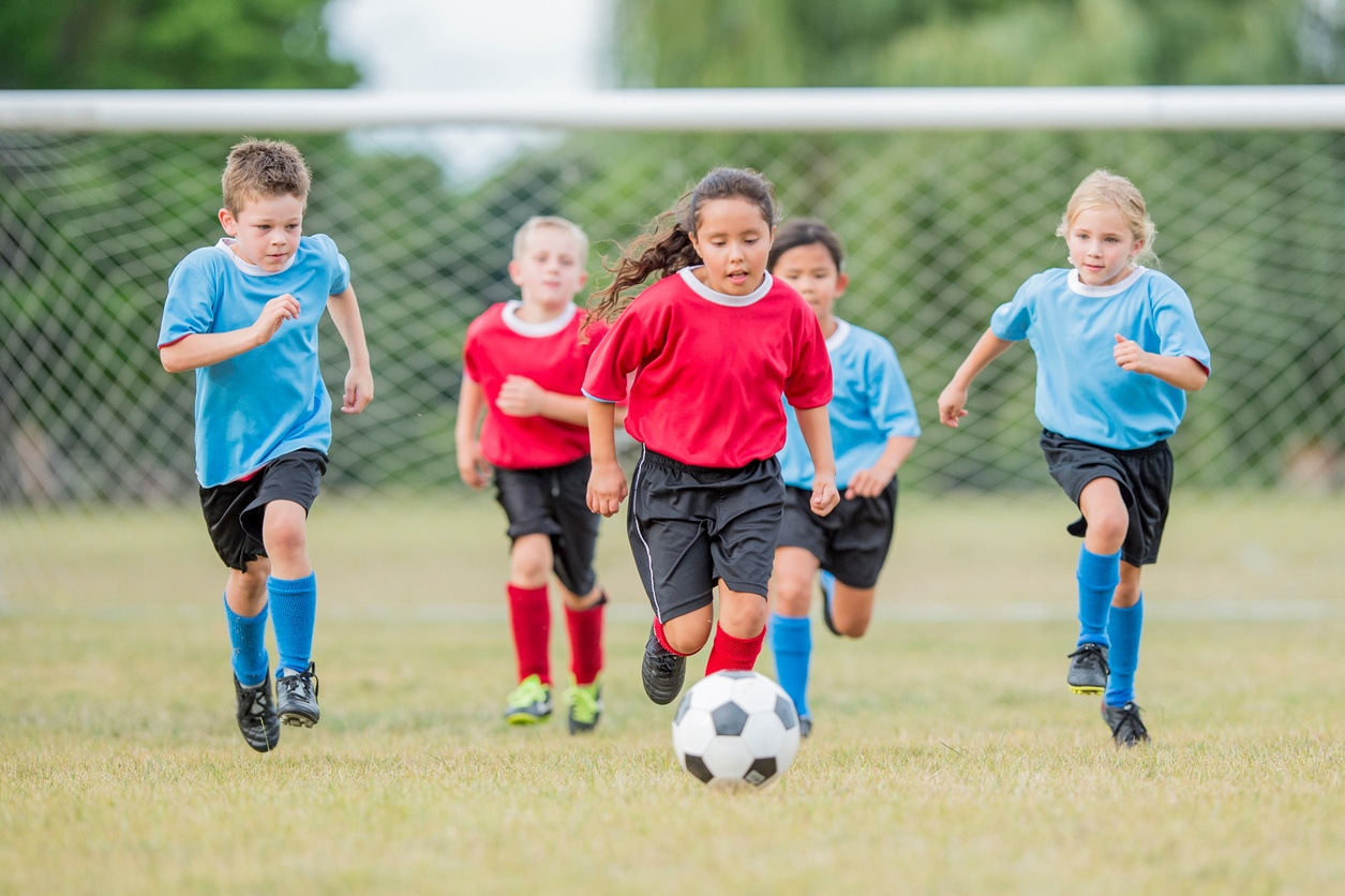 Preventing Sports Injuries in Young Athletes