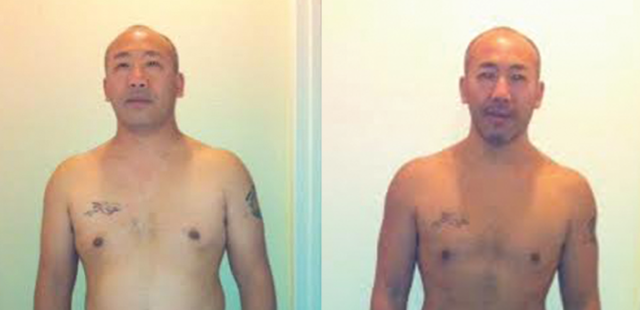 Cal Fit Success Story: Sunrise member, Dave H.