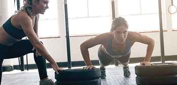 Personal Training for Fitness Competitions