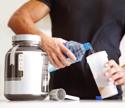How To Amplify Muscle Gain: Clean Eating vs. Supplements