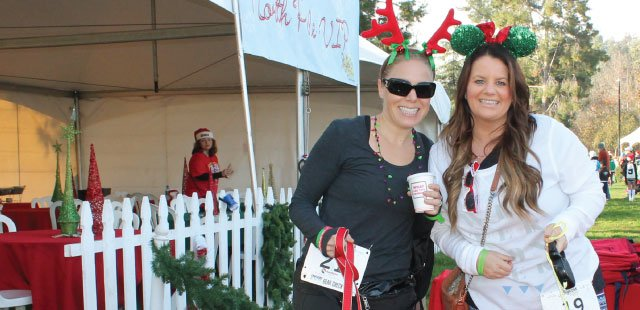 Join us at the Arthritis Foundation's Jingle Bell Walk/Run
