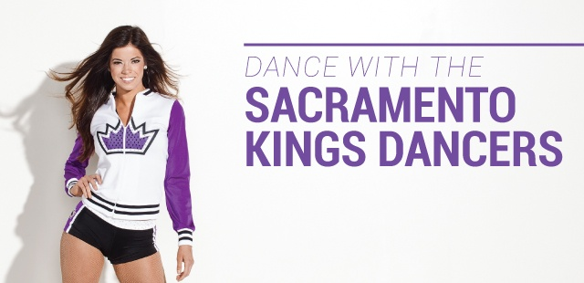 Dance with the Sacramento Kings Dancers