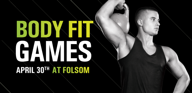 The Body Fit Games