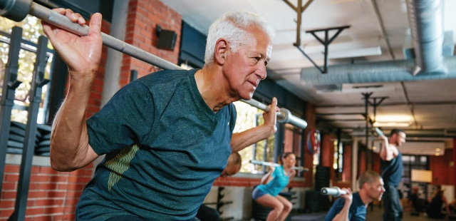 Is Your Exercise Routine Aging you?