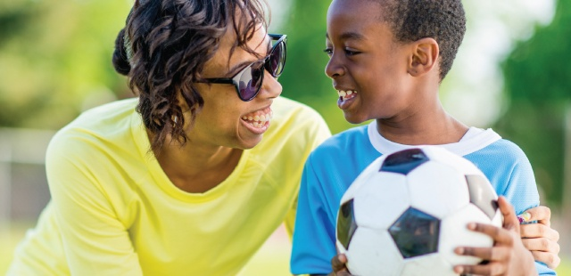 Down and Dirty Tips to Being the Best Soccer Mom