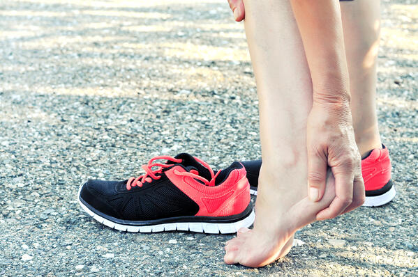 running-foot-pain