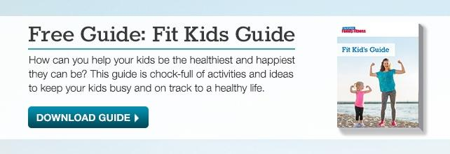 Cal Fit Free Guide: Fit Kids Guide